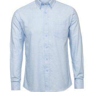 בגדי עבודה חולצת אלגנט דגם אוקספורד שרוול ארוך