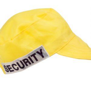 בגדי בטיחות בעבודה כובע בטחון צהוב