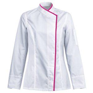 ביגוד שף - ג'קט שף נשים בגדי טבחים