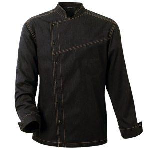 ביגוד שף - חולצת שף - ג'קט שף ג'ינס בגדי טבחים