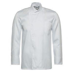 חולצת שף בגדי טבחים ג'קט שף טיק טק