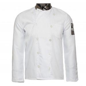 בגדי עבודה בגדי טבחים ג'קט שף קומנדו