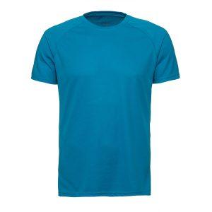 חולצת דרייפיט שרוול קצר טורקיז