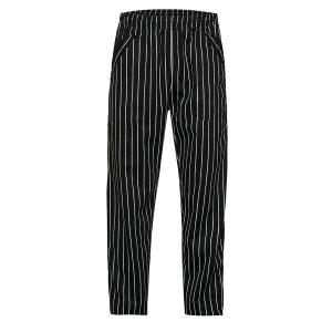 מכנסי שף מכנסי טבחים פסים ביגוד לטבחים