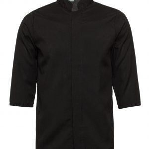 בגדי טבחים ג'קט מלצר מעוטר